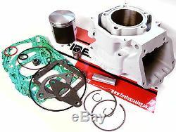 Aprilia Rs125 Rs 125 140cc Big Bore Barrel / Cylindre Et Piston Kit 122 1997-2013
