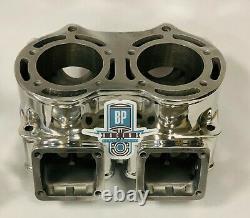 Banshee 421cc 4 MIL Cheetah Cub Cylindre Poli Big Bore Stroker Top End Kit