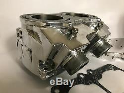Banshee 465 CC 10 MIL Guépard Poli Culasse Big Bore Top End Kit
