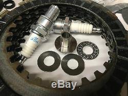 Banshee 472cc Supercub Hotrods Wiseco 38mm Pwk Cub Big Bore Stroker Kit Complet