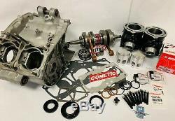 Banshee 4 MIL Wiseco Hotrods 370 Big Bore Stroker Kit W Cas Frais Head