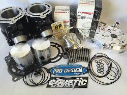 Banshee 66mm 410 Big Bore Cylindres Wiseco Pro Design Top End Kit De Rechange
