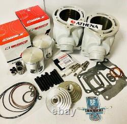Banshee Athena Ported Cylindres 421 Big Bore Stroker Top End Rebuild Kit