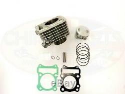 Big Alésage 150cc Barrel Et Kit De Piston De Mise À Niveau Pour S'adapter Lexmoto Adrenaline 125