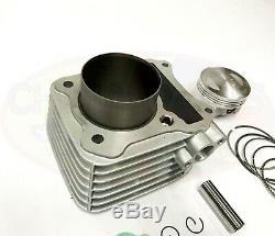 Big Bore Barrel 150cc Et Mise À Niveau Kit Piston Pour Sinnis Apache 125cc K157fmi