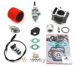 Big Bore Kit 88cc Cylindre Piston Carb Ct70 Xr70 Crf70 Xr Crf Ct 70 R F Tbw0931
