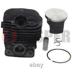 Big Bore Nikasil Plated Cylinder & Piston Kit Pour Dolmar & Makita 54mm Dcs 7301