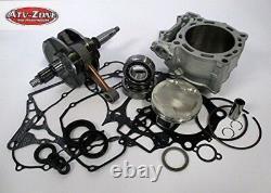 Big Bore Reconstruire Kit Crankshaft Cylinder Piston Honda Trx 450r 2004-2005 479cc
