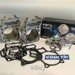 Brute Force Teryx 750 840 Cp Kvf750 90mm Big Bore Cylindres Top End Rebuild Kit
