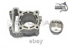 Espada Racing 66mm 200cc Big Bore Cylinder Kit Yamaha Yzf R125 R15 Mt15 Mt125