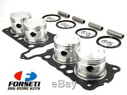 Honda Cb750f Sact 75-78 836cc Forseti Big Bore Kit 65mm Segments Gasket