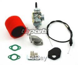 Honda Crf Xr 50 Crf50 Xr50 Big Bore 20 MM Carburateur Carb Kit Pour Chefs D'achat D'actions