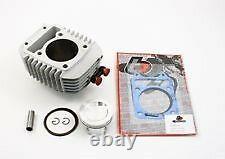 Honda Grom 125 Msx 125 186cc Grand Bore Piston And Cylinder Kit Tbw9150