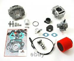 Honda Trx90 Trx 90 Toutes Les Années 114cc Big Bore Kit Race Head 26mm Mikuni Carb
