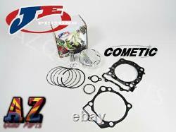 Honda Xr650l Xr 650l 101mm 101 Big Bore 10.51 Je Piston Joints Cometic Kit