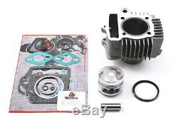 Honda Xr70 Trx70 Crf70 De Salut-comp Big Bore Kit Piston Cylindre Tbparts Bbr