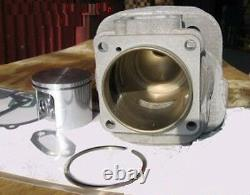 Husqvarna Tronçonneuse 266 61 Cylindre Big Bore 52 MM Kit Meteor Engine