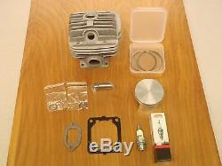 Hyway Big Bore Kit De Piston Du Cylindre Nikasil Pour Stihl Ms460, 046 54mm Withgaskets