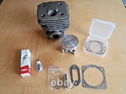 Hyway Big Bore Nikasil Cylindre Pop Up Piston Kit Pour Husqvarna 395, 395xp 58mm