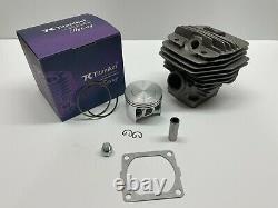 Hyway Titanikel Big Bore Pop Up Cylinder Piston Kit Stihl 066 Ms660 56mm Wagners