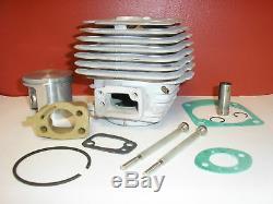 Jonsered 670 Champ, 670 Super, 625, Piston Et Cylindre Kit, 52 MM Big Bore, Nouveau