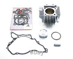 Kawasaki Z125 Pro 143cc Cylindre De Gros Bore Complet, Piston Et Kit De Joint