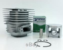 Kit Meteor Piston Cylindre Big Bore Pour 272 Husqvarna 272xp 268 Avec Des Joints 52 MM