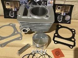 Ksr Moto 125 Big Bore Kit Egr Type K157fmi Type De Moteur