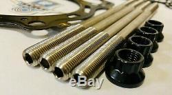 Ltz400 Ltz 400 Z400 Kit Big Bore 94 MIL Cylindre 434 Top End Reconstruire Je Cp Pisto