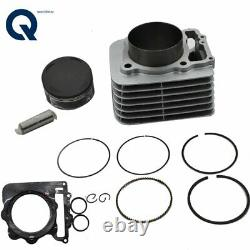 Pour Honda Xr400r 1996-2004 89mm 440cc Big Bore Cylinder Piston Gasket Kit