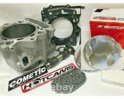 Raptor 660 Yfm660 Big Bore Kit 102 MIL Top End Piston Hotcams Stage 2 Cam 686cc