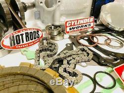 Raptor 700 Big Bore Stroker Kit Manivelle Cp Cases 105,5 Cylindre Hotrods +5 780cc
