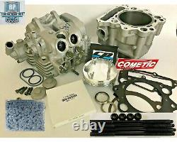 Rhino Grizzly 660 Head Complete Assembly Big Bore Kit Top End Rebuild Valves 102