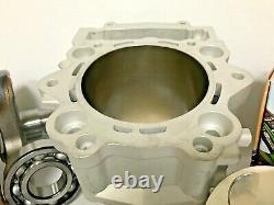 Rhino Grizzly 700 Big Bore Cylinder Motor Engine Rebuild Kit 105.5 Top Bottom