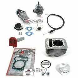 Tbparts Honda Xr100 Crf100 Big Kit Bore De 26mm Mikuni Carb Kit