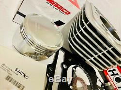 Trx400ex Trx 400ex 87mm 416 Cp Livecams Étape 2 Big Bore Cylindre Top End Kit