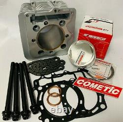 Trx400ex Trx 400ex 88m 426 111 Wiseco Big Bore Top End Reconstruire Kit Head Studs