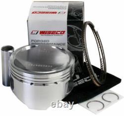 Trx400ex Trx 400ex Xr400 Big Bore Piston Wiseco 87 MIL Rings Kit 416 4606m08700