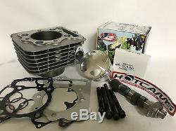 Trx 400ex 400x Trx400ex Big Bore Top End Kit De Rechange 88 MIL 426 Je Arp Hotcam