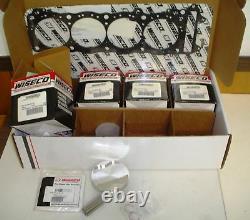 Wiseco Ck171 Big Bore 1429cc Piston Kit Dragbike Gen I Gsx1300r Hayabusa Busa