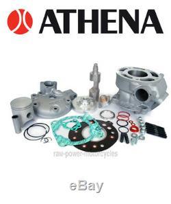 Yamaha Dt125 R 1991-2006 Athena Cylindre Big Bore Kit Avec Tête 170cc (8672875)