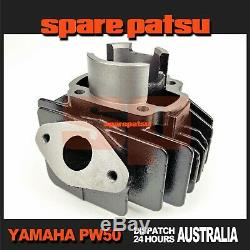 Yamaha Pw50 Peewee 50 Big Bore Top End Cylindre Reconstruire Kit Piston