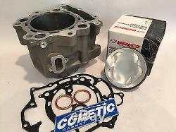Yamaha Raptor 660 102mm 686 Big Bore Top End Motor Engine Rebuild Kit De Réparation