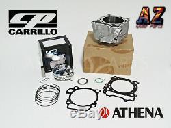 Yamaha Yfz450 Yfz 450 98mm 478 Cp Piston Athena Big Bore Cylindre Top End Kit
