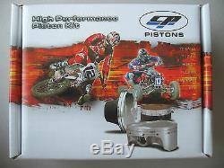 Yamaha Yz450f, Wr450f, Big Bore 98mm Kit Cylindre, Cp Piston 13,51, Fit 2003-05
